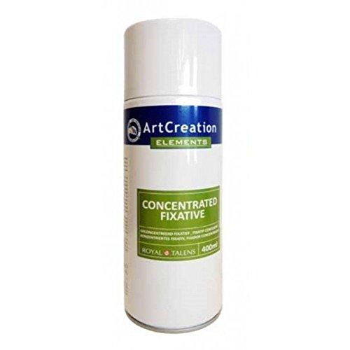 Royal Talens Fixiermittel Konzentrat Spray 400ml (Pastel/Kohle)