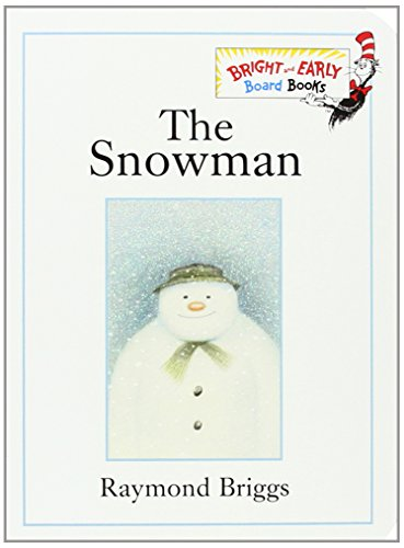 The Snowman (Bright & Early Board Books)