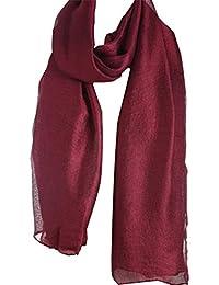 Amazon.fr   Echarpes et foulards   Vêtements   Echarpes, Foulards ... 8c7df60db6e
