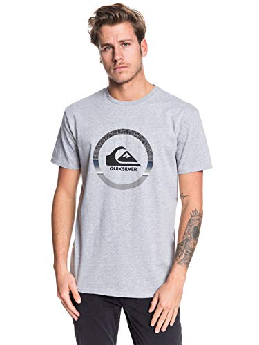 Quiksilver Snake Dreams-Camiseta para Hombre