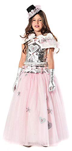 arneval Hollywood fuumlr KARNAVALKOSTUumlME Fancy Dress Halloween Cosplay Veneziano Party 51128 Size 10/XL ()