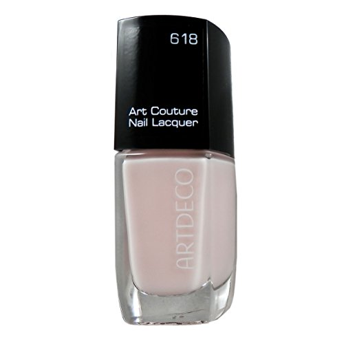Artdeco Art Couture Nail Lacquer, Nagellack, nr. 618, orchid white, 1er Pack (1 x 10 ml)