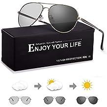 scarpe di separazione 068ee 26dc8 occhiali da sole fotocromatici - Amazon.it