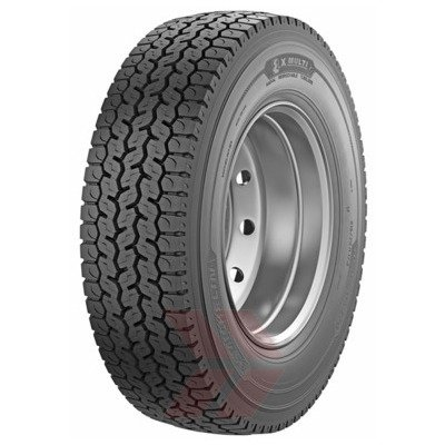 MICHELIN MULTI-D 205/75R175 124/122M D, C, 1 70 dB