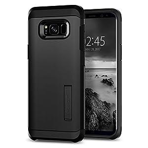 Spigen Tough Armor Case for Samsung Galaxy S8+ / Galaxy S8 Plus - Black 571CS21695