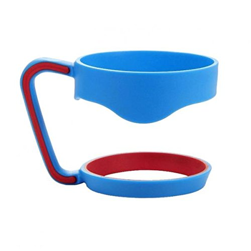 Generic Poignée Antidérapante Pour 30 Oz RTIC SIC Gobelet Mug Tasse Porte-gobelet Voiture Balade
