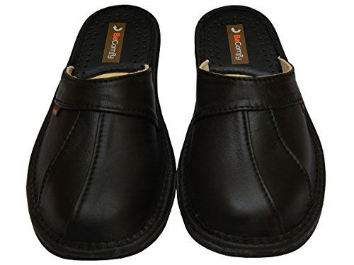 BeComfy , Chaussons pour homme Schwarz