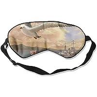 Eye Mask Eyeshade Seagull Above Sea Sleeping Mask Blindfold Eyepatch Adjustable Head Strap preisvergleich bei billige-tabletten.eu
