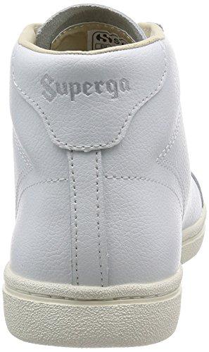 Superga Unisex-Erwachsene 4531-Bycu Pumps White