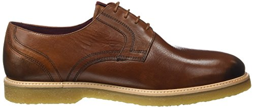 Scarpe Martinelli Mens Messon Derby Marrone (cuero)