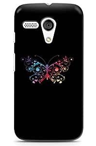 GeekCases Colourfly Back Case for Motorola Moto G