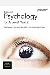 Edexcel Psychology for A Level Year 2: Student Book Paperback