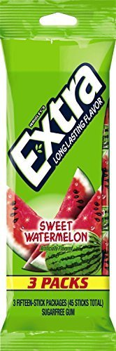 wrigleys-extra-long-lasting-chewing-gum-sweet-watermelon-3-count-long-pack-pack-of-5-by-extra