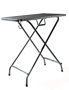 Croft portable dog grooming table with carry bag. Easy to erect by Croft