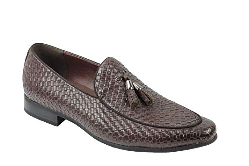 Xposed london, mocassini uomo, marrone (dark brown), 42.5