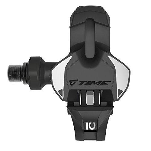 Time Xpro 10 Carbon Pédales pour vélo de Route, Black/Black