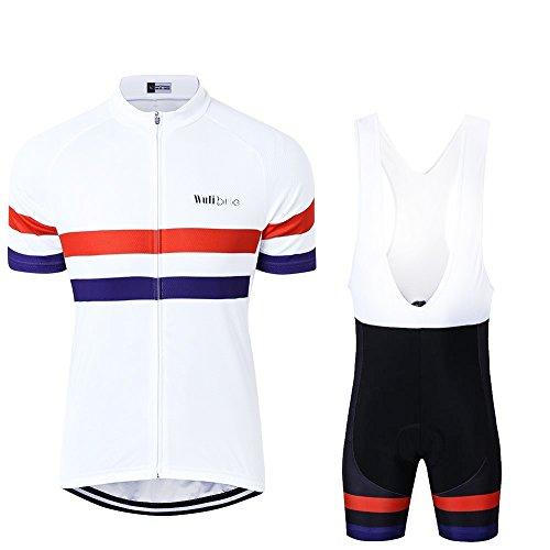 logas Maillot de France Drapeau Ensemble Cyclisme...