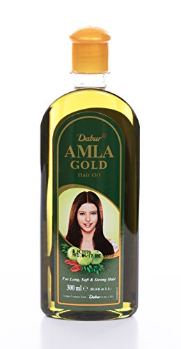 Dabur Amla Gold Hair Oil 300 ml - Amla öl Haar