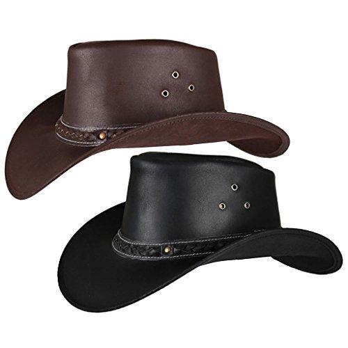 a97a0cc215268 Horka adultos Denver Equitación Equestrian Piel Western Sombrero y  Headwear