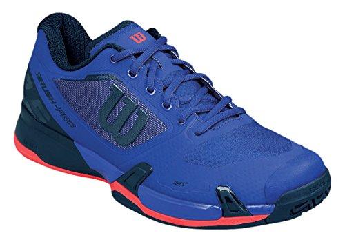 Wilson Wrs3225, Scarpe da Tennis Uomo Blu (Spectrum Blue / Navy Blazer / Fiery Cor)