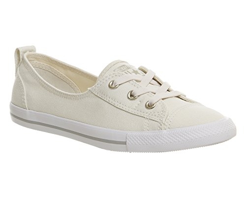 Converse Ctas Core Ox, Baskets mode mixte adulte Parchment Canvas Exclusive