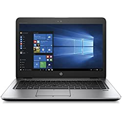 HP EliteBook 840 G4 portátil, 14 Full HD (Intel Core i7 – 7500u, 16 GB RAM, SSD de 512 GB, Intel HD 620, Plateado
