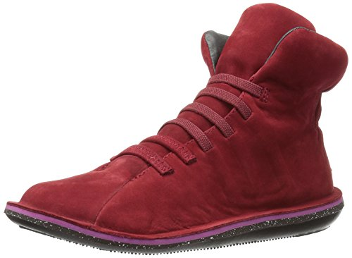CAMPER ROSSO BOOTY SCARABEO 46751-029 Rosso