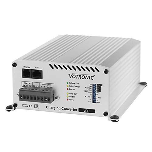 Preisvergleich Produktbild Votronic 3326 VCC 1212-50 12V zu 12V 50A B2B Ladewandler