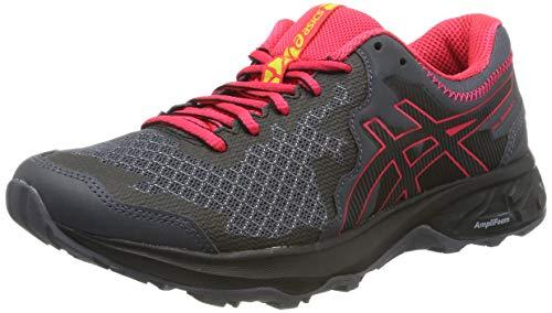 Asics Gel-Sonoma 4, Zapatillas de Running para Mujer, Gris (Carrier Grey/Black 020),...