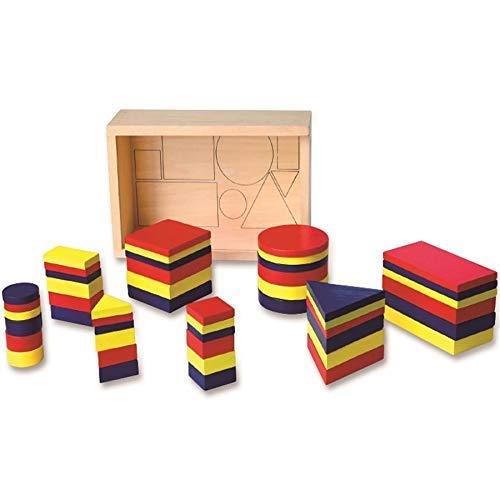 VIGA 56164lógica Pads–Figuras Geométricas