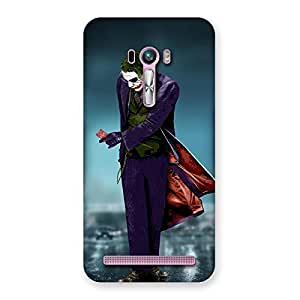 Psyco Back Case Cover for Zenfone Selfie