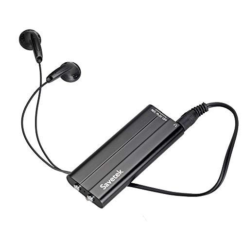 SG Voice Activated Voice Recorder, digitaler Voice Recorder, ultradünner Mini-Lithium-Batterie-Recorder, für Besprechungen, Vorträge und Erinnerungsgespräche