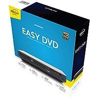 LETTORE DVD DIGIQUEST EASY con funzione CD RIPPING: Trasferisci i file dal DVD al CD o USB