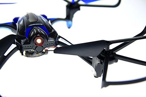 Rayline R8 mit HD Kamera 2.4 GHZ 4-Kanal Drohne RC Quadrocopter - 3