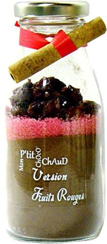 Mon P'tit Choco Chaud Cacao Version Fruits Rouges - Légendes Gourmandes