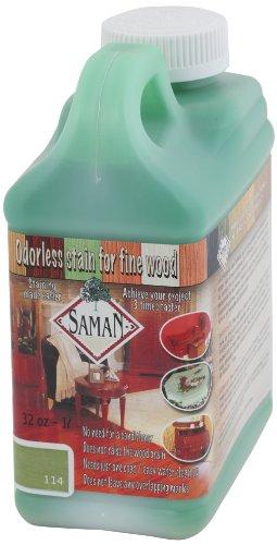 saman-tew-114-32-1-cuarto-interior-agua-mancha-para-madera-fina-color-verde