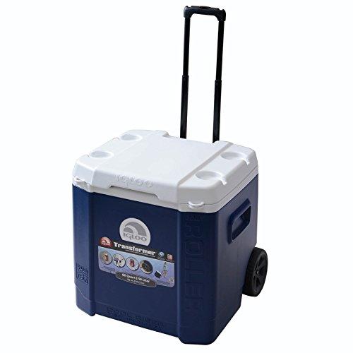 Igloo Transformer 60 Roller Glacière Mixte Adulte, Bleu
