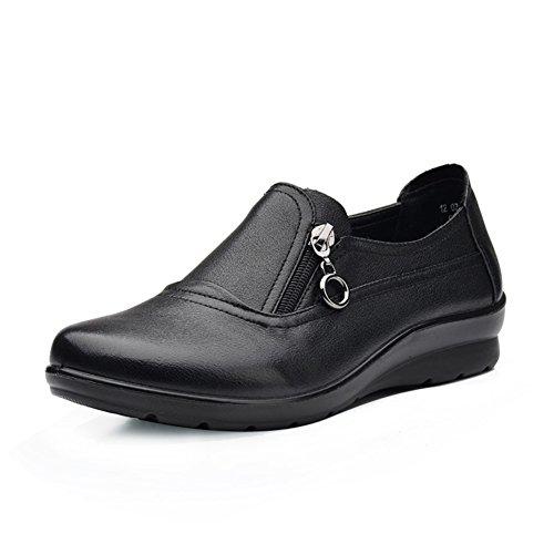 Chaussures de loisirs en automne/Taille avec des chaussures à semelle souple/Chaussures de maman A