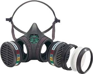 Sachet de 2 cartouches anti-gaz A1B1E1K1 pour demi-masque de protection MOLDEX - sachet(s) de 2