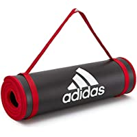 adidas Trainingsmatte, Rot, Einheitsgröße