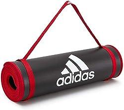 adidas Trainingsmatte, 1 - Rot, Einheitsgröße