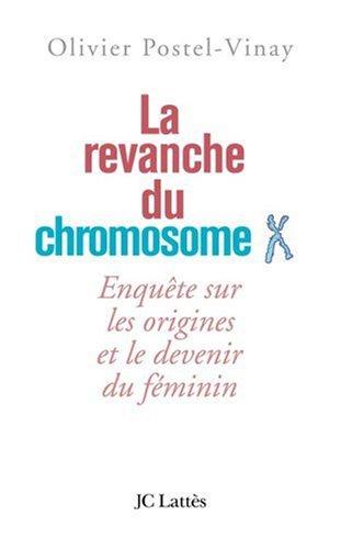 La revanche du chromosome X