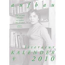 Literaturkalender 2010: 43. Jahrgang