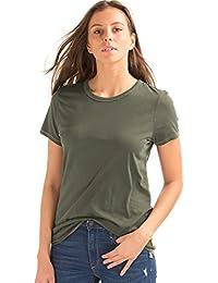 GAP Women's Plain T-Shirt