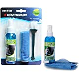 NSinc 3 in 1 Screen Cleaning Set for PC, Laptops, Monitors, Mobiles, LCD, LED, TV/Professional Quality/Prevents Static…
