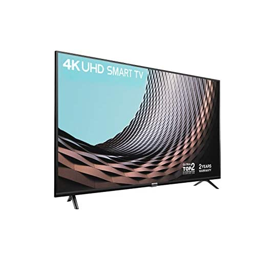 41ySgN1xNPL. SS500  - TCL 43DP628 UHD 4K HDR10 TV with Smart Freeview Play - Works with Alexa/Black (2018 Model)