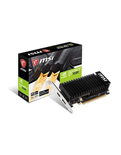 MSI GeForce GT 1030 2GHD4 LP OC -