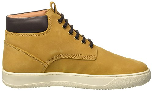 Lumberjack Blazer, Baskets Hautes Homme Giallo (Cg001 Yellow)