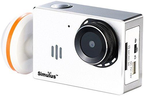 Simulus Zubehör zu Drohne mit Live-Kamera: HD-Action-Cam DV-720.FPV für QR-X350.PRO (Drohnen mit Live-Kameras und GPS)
