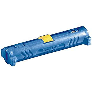Fixpoint WZ AIW 6 Coaxial Stripping Tool, Blue